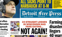 Detroit Free Press Confuses John and Jim Harbaugh, Just Like We Do (Video)
