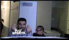 Drake Gives Perfect Response When Asked About Johnny Manziel Starting (Video)