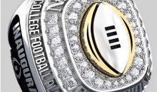 Here's Our First Look at The CFB Championship Ring (Pic)