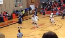 High Schooler Michael Porter's Free Throw Line Dunk Will Drop Your Jaw (Video)