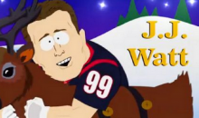 J.J. Watt South Park Character Will Be in the Holiday Special