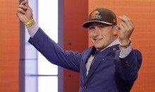 Fox NFL Broadcast Map Before and After Johnny Manziel Named Starter (Pics)