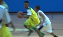Watch This Highlight Package of LeBron James' Son (Video)