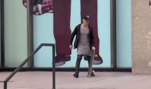 Let's Watch Justin Bieber Fall Down on a Skateboard (Video)