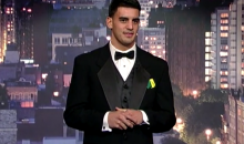 Marcus Mariota Did The David Letterman Top Ten Last Night (Video)