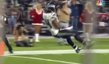 Christmas Came Early with This Marshawn Lynch Crotch Grab (Video)