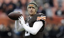 Bengals Coach Marvin Lewis Calls Johnny Manziel a Midget (Audio)