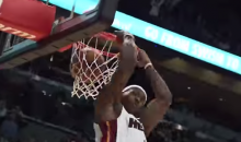 Miami Heat Unveiled LeBron James Video Tribute against Cavs on Xmas