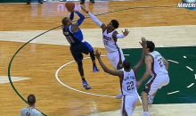 Monta Ellis Continues His Climb With This Game-Winning Buzzer Beater (Video)