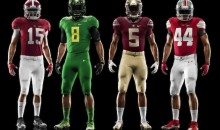 Nike College Football Playoff Uniforms Unveiled (Photos)