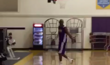 Kobe Bryant Cusses Out Teammates and GM Mitch Kupchak in Practice (Video)