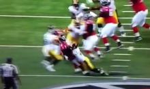 This Roughing The Passer Call Has To Be One Of The Worst Ever (Video)