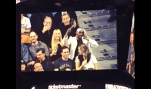 Tupac Look-Alike Draws the Attention of the Crowd (Video)