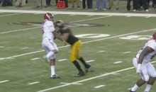Mizzou's Shane Ray Ejected for Massive Hit on Blake Sims (Video)