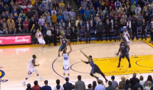 Stephen Curry Reminds Us How Clutch He Is with Game-Winning Three (Video)