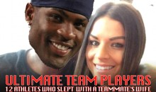 Team Players: 12 Athletes Who Slept with the Wife of a Teammate