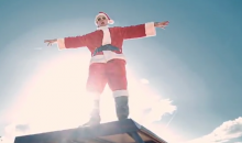 This Bubba Watson Xmas Video Will Leave You Scratching Your Head