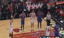 This Joakim Noah Airball Free Throw Makes Us Embarrassed For Him (Video)