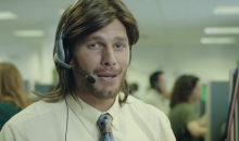 Tom Brady Slums It With a Mullet in This DailyMVP Commercial (Video)