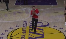 "Vlade Divac Half-Court Shot is ""One Of The Great Moments"" of a Sad Lakers Season (Video)"