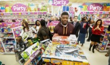 The Annual Andre Johnson Christmas Toy Giveaway Just Does Not Get Old (Video)