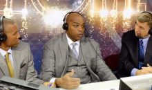 Finally, Charles Barkley Weighs in on This Ferguson Situation (Audio)
