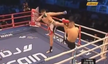 NBA Draft Bust Darko Milicic Loses First Pro Kickboxing Bout in Grotesque Fashion (Video)