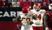 Cardinals Get Classy with Eric Berry Tribute Prior to Game Against Chiefs (Pics)