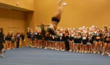 This Insane Cheerleading Routine Will Blow Your Mind (Video)