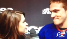 Islanders Reporter Shannon Hogan Forgets Name of Player She's Interviewing (Video)