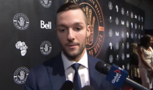 The Jonathan Bernier Nelson Mandela Interview: So Excruciatingly Awkward, and Yet So Hard to Look Away (Video)