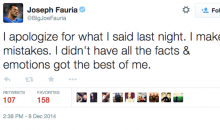 Joseph Fauria Tweet: Lions Tight End Apologizes for Saying Russell Wilson Stole His Girl (Pic)