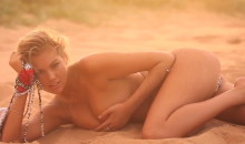 A New Sexy Kate Upton Video from Sports Illustrated? Merry Christmas, Everbody!