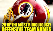 20 Ridiculously Offensive Team Names