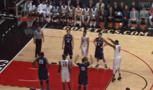 Let's All Have a Good Laugh at This San Diego State Free Throw Airball (Video)