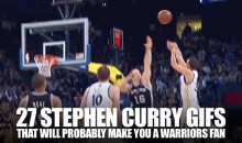 27 Stephen Curry GIFS That Will Make You A Warriors Fan