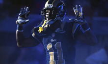 "St. Louis Police Officers Association Condemns Rams' ""Hands Up Don't Shoot"" Gesture (Video)"
