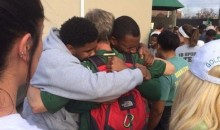 Things Get Emotional on Campus After UAB Football Gets the Ax (Pics + Videos)
