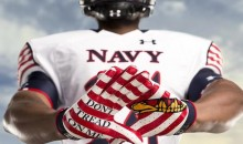 "Navy Gets Sharp Special Edition ""DONT TREAD ON ME"" Uniforms for Army Game (Pics)"