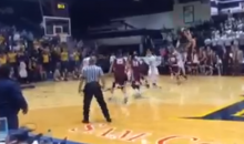 Division II University of the Sciences Upsets Division I Drexel with Clutch Three-Pointer (Video)
