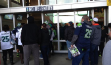 A Bunch of Seahawks Fans Left the Game Early, Missing the Comeback (Tweets)