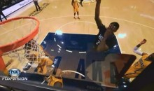 This Andrew Wiggins No-Look Basket is Pretty Impressive (Video)