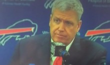 Reporter Asks Bills Head Coach Rex Ryan a Stupid Question (Video)