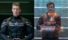 Captain America and Star-Lord Made a Super Bowl Bet