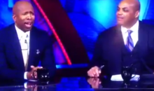 Charles Barkley and Kenny Smith Discuss Pubic Hair on 'Inside the NBA' (Video)