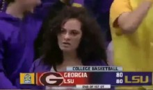 This Crazy LSU Fan Will Haunt Your Dreams (Video)