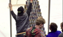 Dollar Beer Night Led to This Impressive Feat at an ECHL Game (Pic)