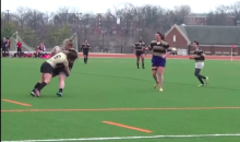 "Female Rugby Player Tianna Camous (""KO"") Tackles Like a Wrecking Ball (Video)"