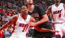 Hassan Whiteside Triple Double Was an Effort to Boost His NBA 2K Stats (Video)