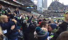 Jermaine Kearse Game-Winning Touchdown From the 12th Man's POV (Video)